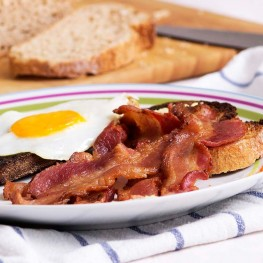 Bacon, Sausages and Eggs