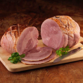 Honey Roast Gammon Ham 100%