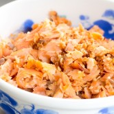 Hot Smoked Salmon Flakes 1kg