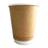 12oz Double Wall Eco Hot Cup x 500