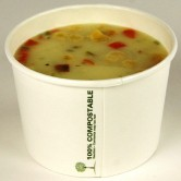 Bio Paper Board Food Cup 12oz
