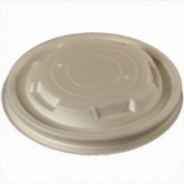 Bio Paper Board Food Cup Lid 12oz