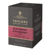 Taylors Raspberry & Blackberry 6x20 bags