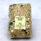 Raisin, Honey and Almond Granola 8 x 1kg