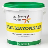 Zafron Real Mayonnaise 10 ltr