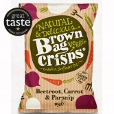 Brown Bag Beetroot, Carrot & Parsnip 40g