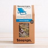 Teapigs Lemon and Ginger 1 x 50
