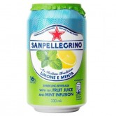San Pellegrino Lemon & Mint 24 x 33cl