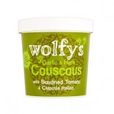 Garlic & Herb Couscous (Sundried Tomato & Chipotle Relish) 6 x 96g