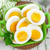 Boiled Eggs 4 Dozen