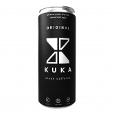 Kuka Sparkling Cold Brew Coffee 12 x 250ml