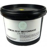Lemon Zest Mayonnaise 2.5 Ltr
