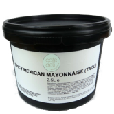 Mexican Chilli Mayonnaise 2.5 Ltr
