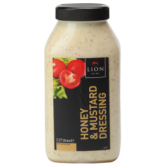 Lion Honey and Mustard Dressing 2.27 Ltr
