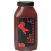 Lion Thai Sweet Chilli Sauce 2.27 Ltr
