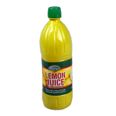 Lemon Juice 6 x 1 Ltr