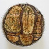 Grilled Aubergines in Oil 2kg