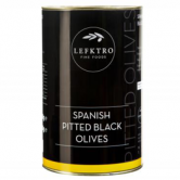 Pitted Black Olives 4.1kg
