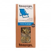 Teapigs Lemon and Ginger 6 x 15