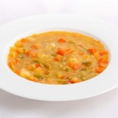 Chunky Vegetable and Red Lentil Soup 4kg