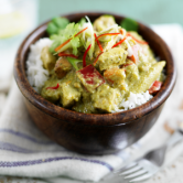 Thai Green Chicken Stew 2kg