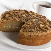 Coffee and Walnut Cake x 14