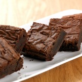 Gluten Free Chocolate Brownie Squares x 15