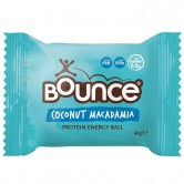 Bounce Coconut and Macadamia 12 x 40g