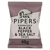 Pipers Karnataka Black Pepper 24 x 40g