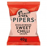 Pipers Biggleswade Sweet Chilli 24 x 40g