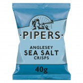 Pipers Anglesey Sea Salt 24 x 40g