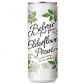 Belvoir Elderflower 12 x 25cl Cans