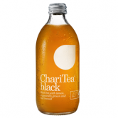 ChariTea Black (Lemon) 24 x 330ml
