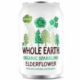 Whole Earth Organic Elderflower 24 x 330ml