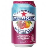San Pellegrino Melagrano and Aranciata 24 x 33cl