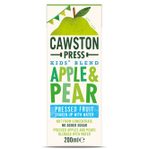 Cawston Kids Apple and Pear 18 x 200ml