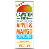 Cawston Kids Apple and Mango 18 x 200ml