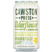 Cawston Sparkling Elderflower 24 x 330ml