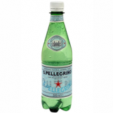 Sparkling Water 24 x 500ml Plastic