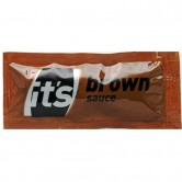 Brown Sauce Sachets 200 x 9g