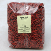 Dried Goji Berries 1kg