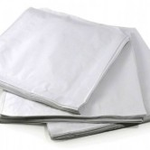 Large White Paper Bags x 500
