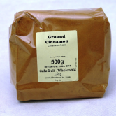 Ground Cinnamon 500g