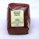 Naturally Smoked Paprika Powder 500g