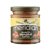 Meridian Smooth Almond Butter 6 x 170g