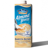 Almond Breeze Barista Blend 8 x 1 Ltr