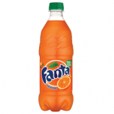Fanta Orange 12 x 500ml (Bottle)