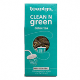 Teapigs Clean N Green 6 x 15