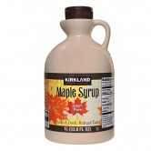 Pure Canadian Maple Syrup 1 ltr
