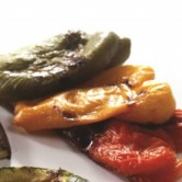 Frozen Chargrilled Peppers 1kg